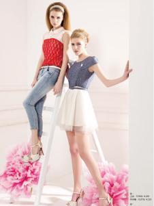 吸引力女装吸引力2015夏季女装新品
