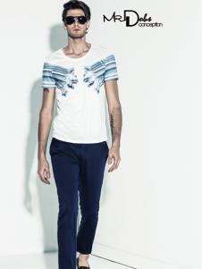 度比古卡男装2015夏季T恤