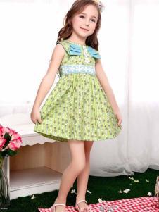 蜜比琪2015夏季童装新品