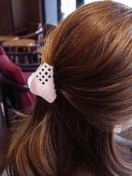 紫宝抓发发夹