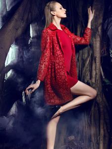 欧兰卡女装品牌