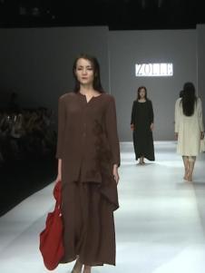 因为ZOLLE女装时尚棉麻连衣裙