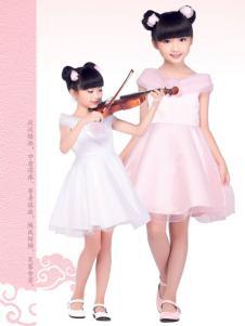 汪小荷公主蓬蓬裙