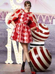 璱妠女装196302款
