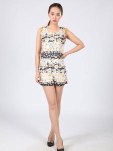 格蕾诗芙女装2015夏季新款
