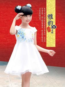 汪小荷2015夏季白色公主裙