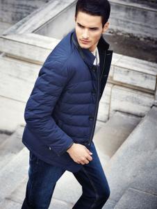 杰思梵2015秋冬新款男装外套