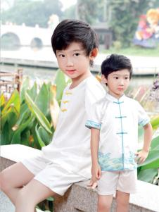 汪小荷2015夏季男童装
