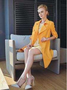 欧兰卡女装195657款