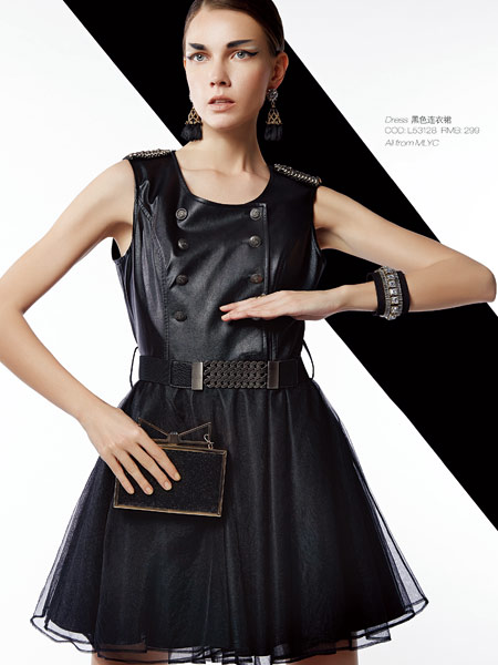 卓越的设计师团队 美丽衣橱女装加盟合作