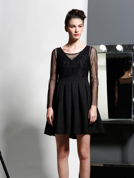 艾露伊连衣裙