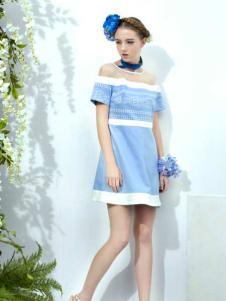 洛呗一女装连衣裙