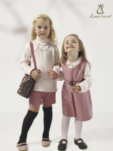 路易·迪高童装 路西米儿童装