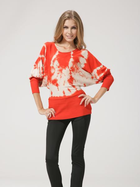 金蝶茜妮女装2015秋季针织衫