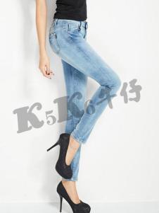 k5k6牛仔裤