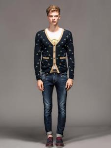 1943S男装秋冬新款针织衫