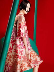 台绣(T-YSKJ)女装2015秋季长款裙装