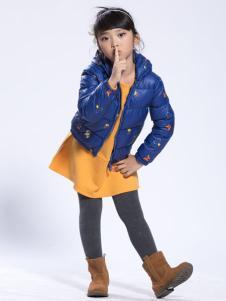 benko缤果童装2015冬装羽绒服