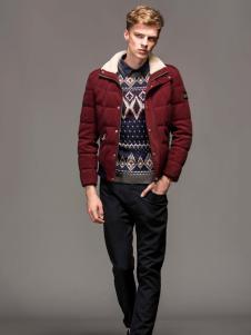 1943S男装冬季新款棉衣
