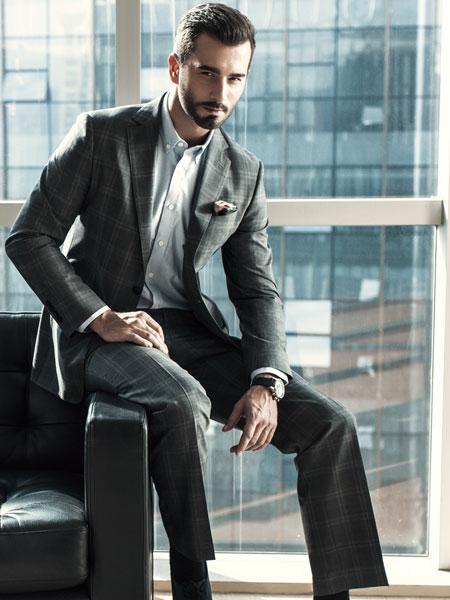 加盟男装哪家强? 罗蒙男装-众多加盟商的首选品牌
