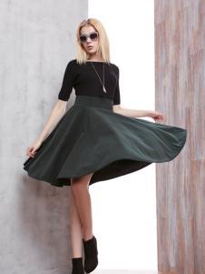 富天半身裙