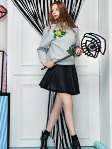 2015年优洛可女装新款秋季卫衣