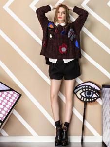 优洛可女装2015秋季针织衫