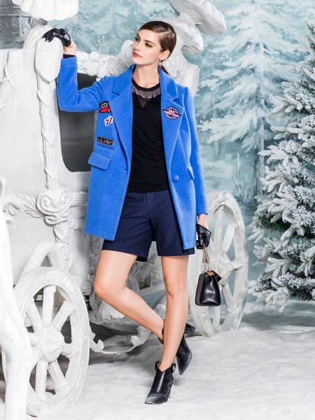 布根香 2015女装秋冬新品