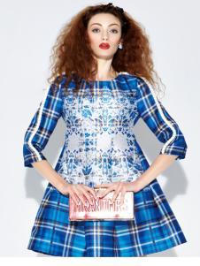 璱妠女装新款连衣裙