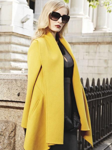 VOSMEL女装2015年秋冬新品