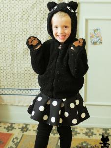 芭拿娜服酷童装2015冬季外套