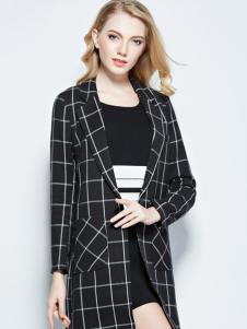 KCQ格子外套