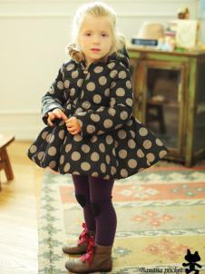 芭拿娜服酷童装2015冬季羽绒服