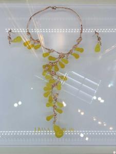 hwsa珠宝项链