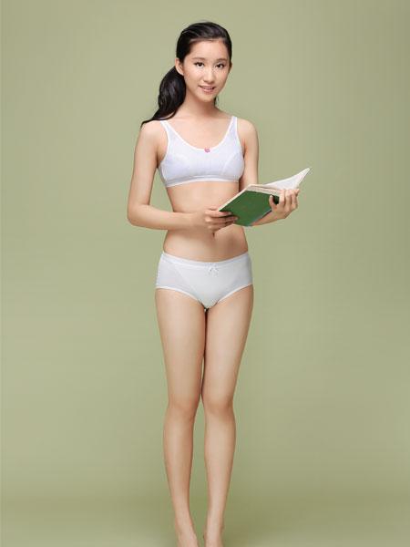 717少女内衣 适合初中女生刚发育穿的内衣图片