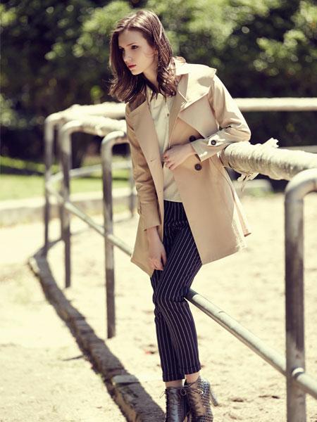 都市高端时尚的设计师品牌庄俪欣女装诚邀加盟