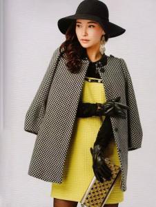 耶丽雅女装新款外套