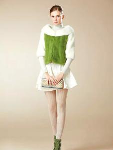 卡缇女装冬季新款珊瑚绒外套