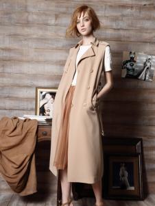 红贝缇2016夏装新款休闲两件套