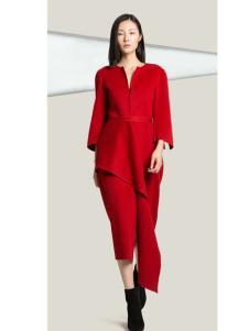 KENNY女装新款红色外套