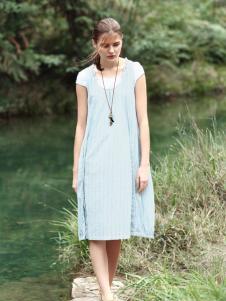 禾佃女装连衣裙新款