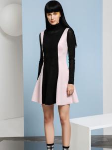 艾露伊春装连衣裙