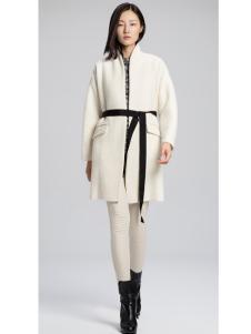 KENNY女装2016新品休闲白色外套