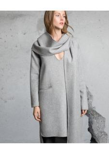 KENNY女装2016新款灰色外套