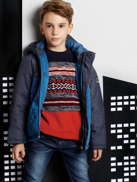 嗒嘀嗒童装棉衣
