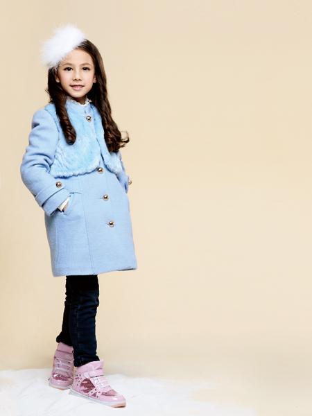 嗒嘀嗒女童外套