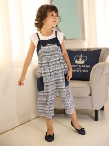米雅星童装连体裤