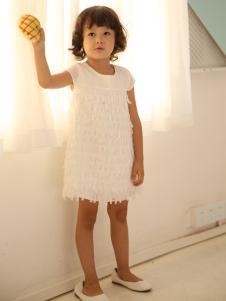 米雅星女童连衣裙