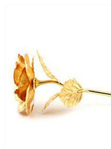 珂兰金箔玫瑰