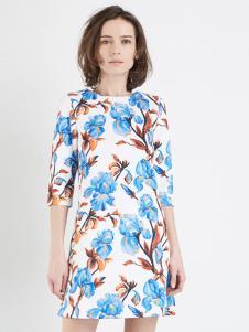 asobio连衣裙